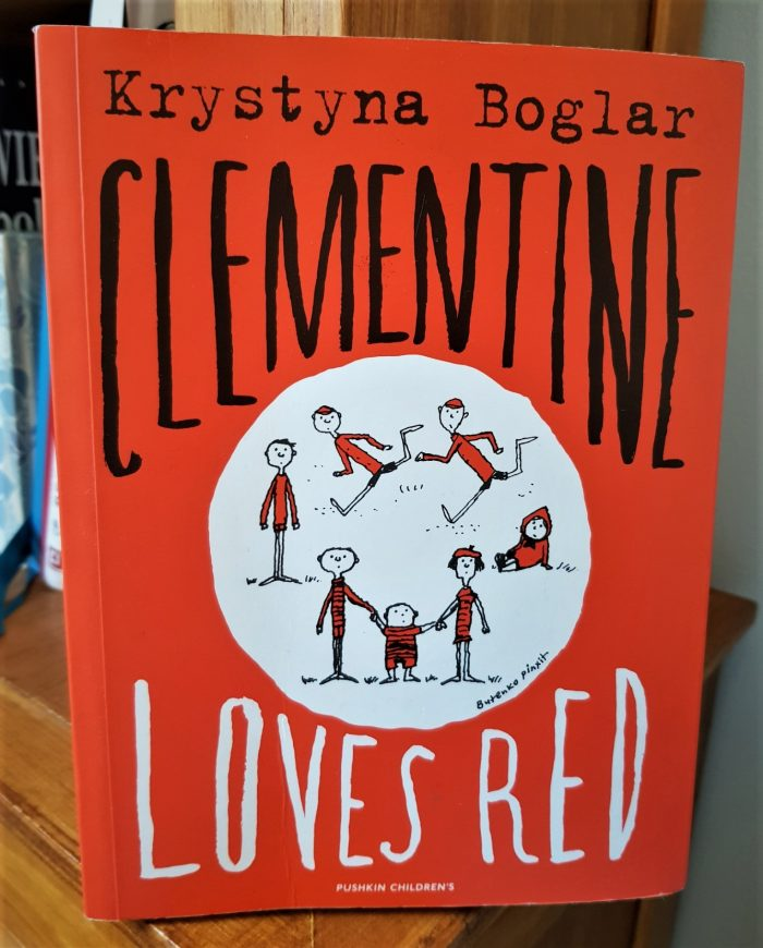 Clementine Loves Red
